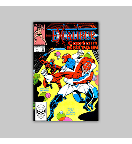 Marvel Comics Presents 33 1989
