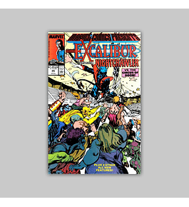 Marvel Comics Presents 35 1989