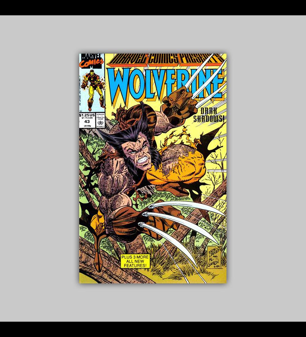 Marvel Comics Presents 43 1990