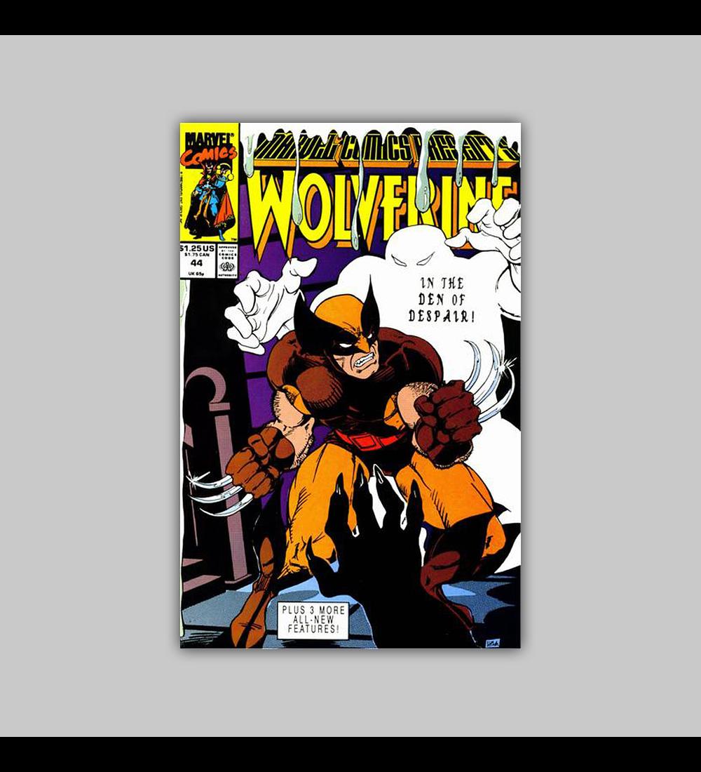 Marvel Comics Presents 44 1990