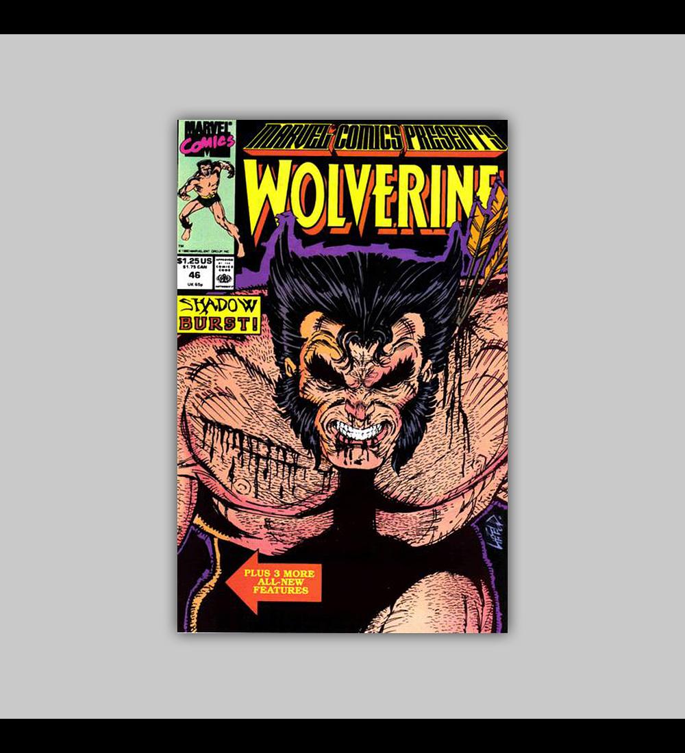 Marvel Comics Presents 46 1990