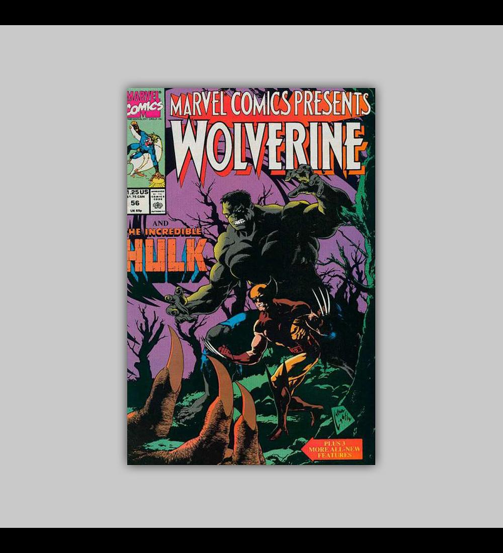 Marvel Comics Presents 56 1990