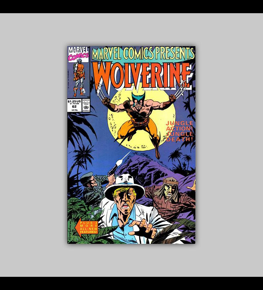 Marvel Comics Presents 62 1990