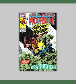 Marvel Comics Presents 67 1990