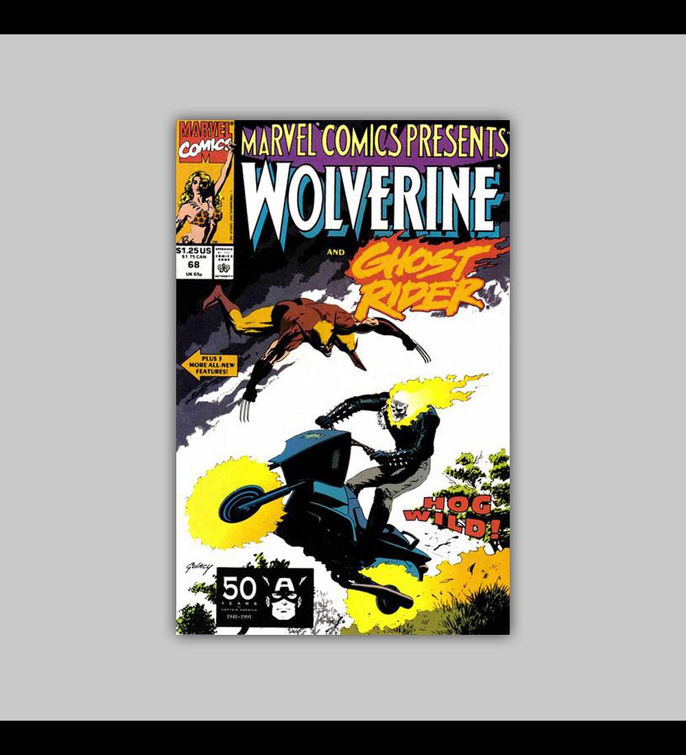 Marvel Comics Presents 68 1991