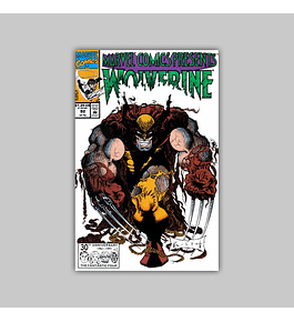 Marvel Comics Presents 92 1991