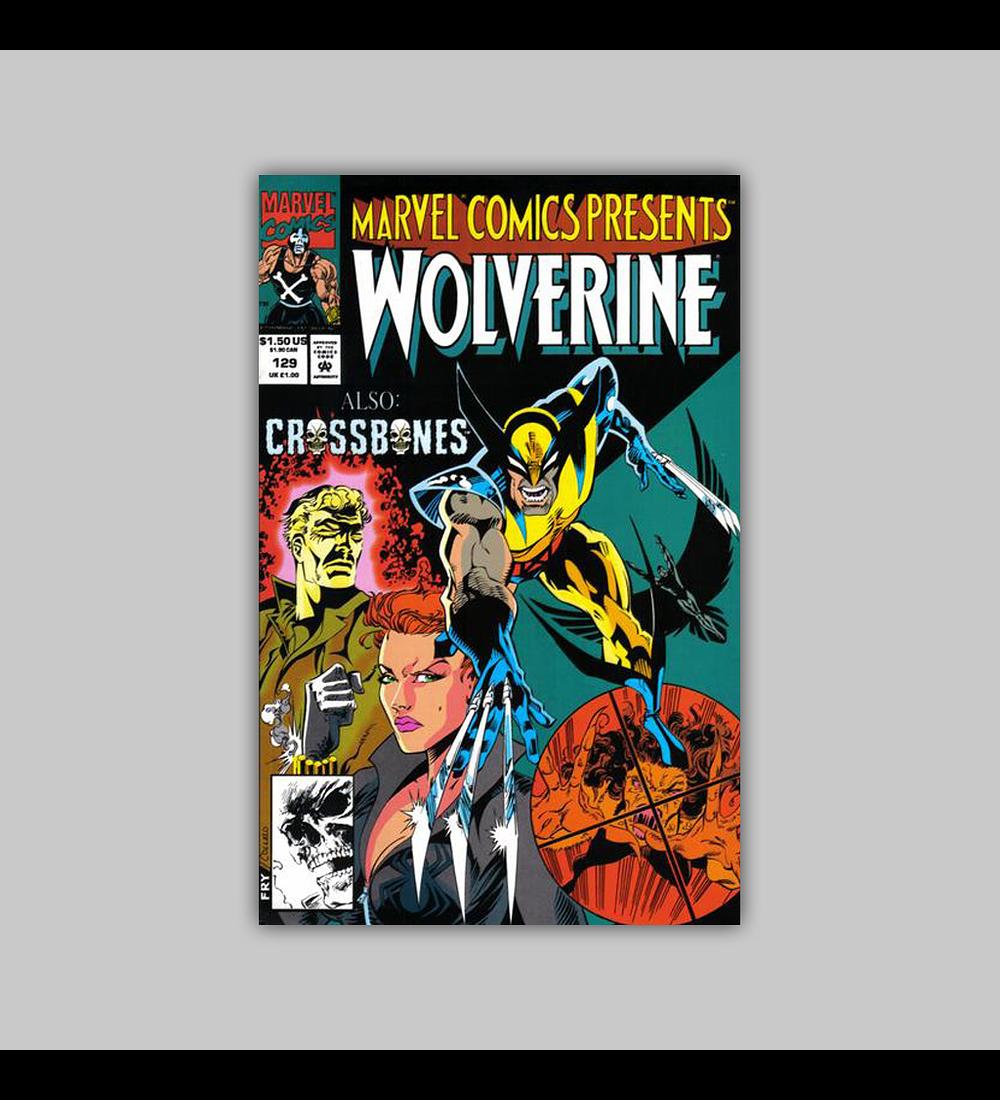 Marvel Comics Presents 129 1993