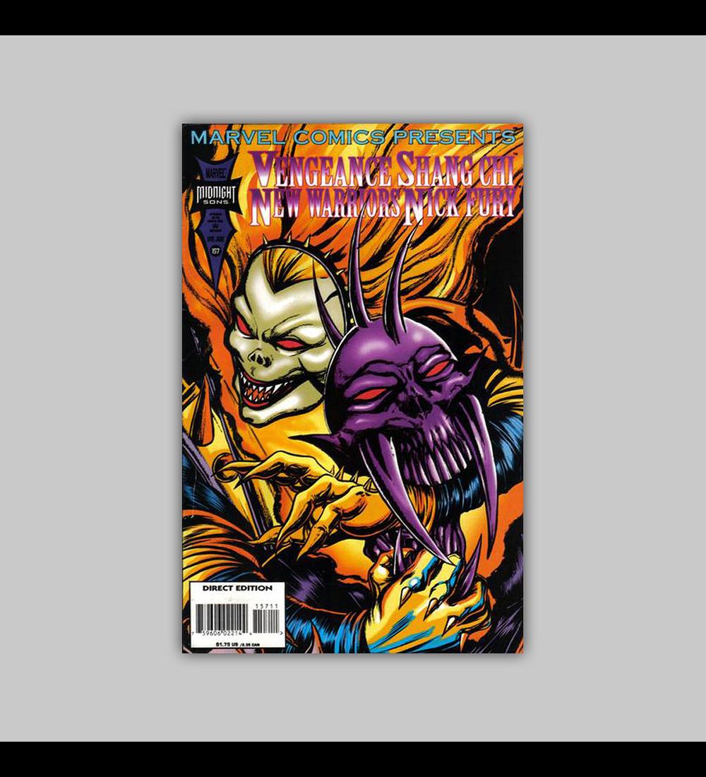 Marvel Comics Presents 157 1994