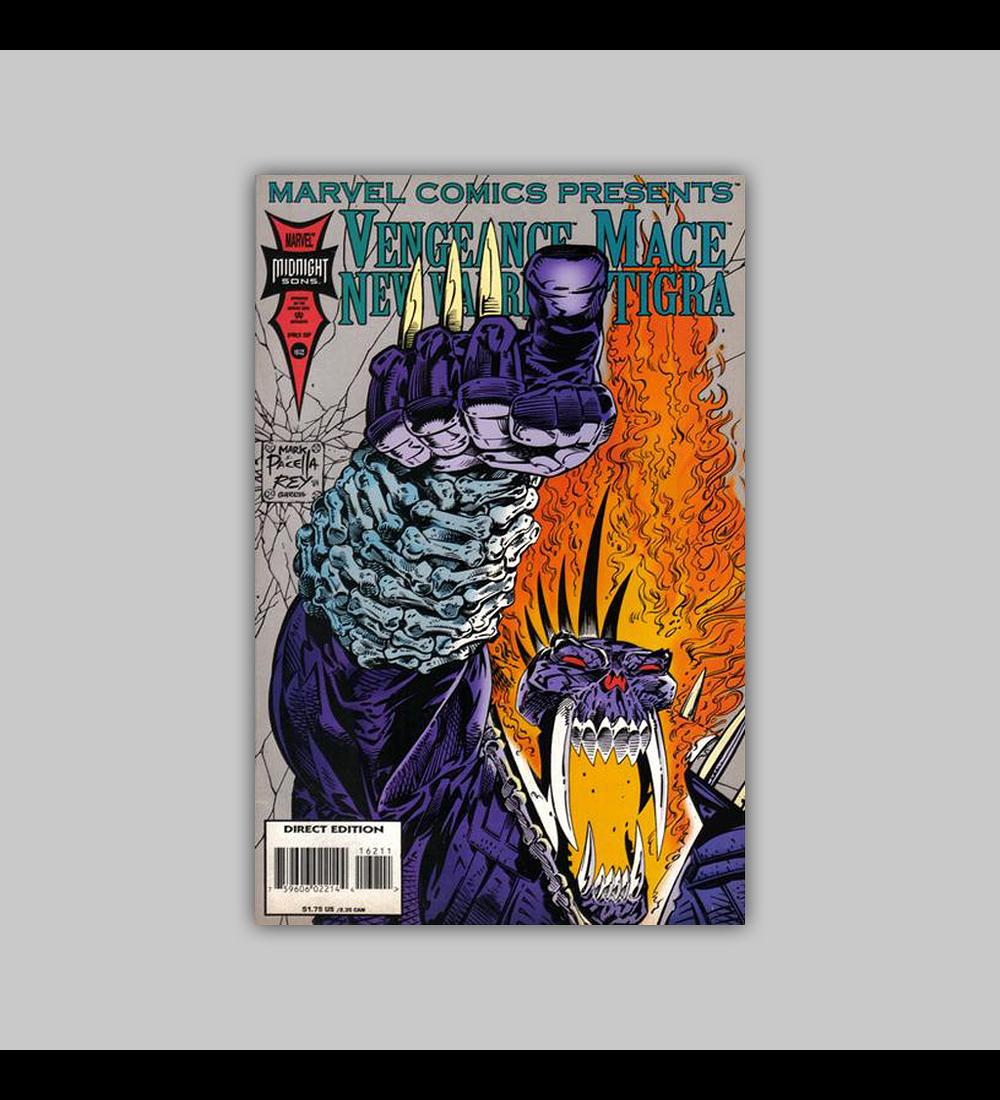 Marvel Comics Presents 162 1994