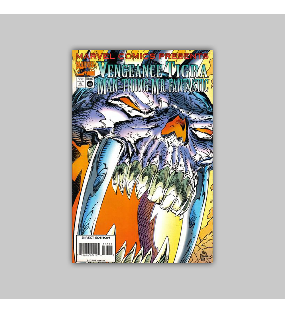 Marvel Comics Presents 165 1994