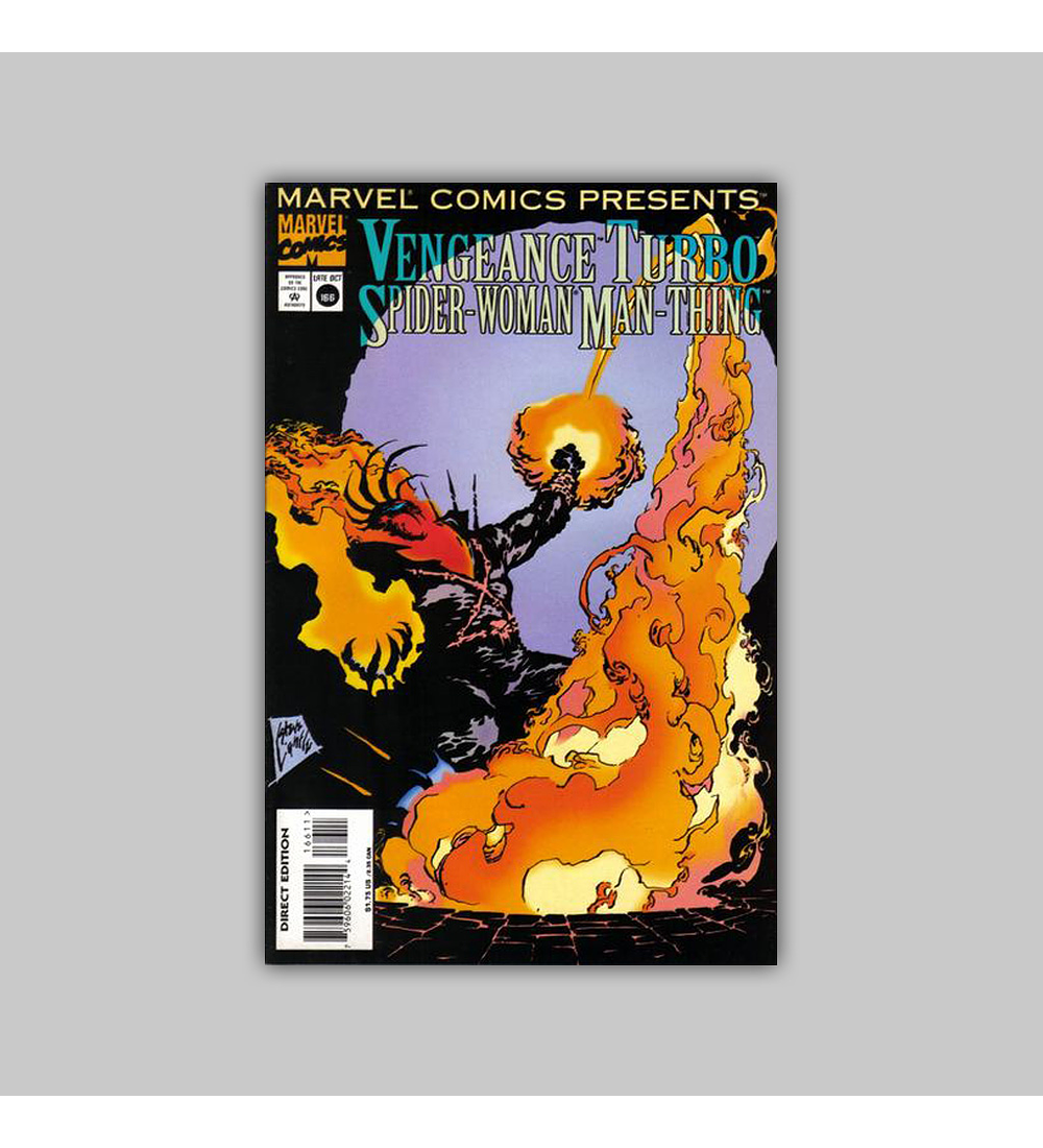 Marvel Comics Presents 166 1994