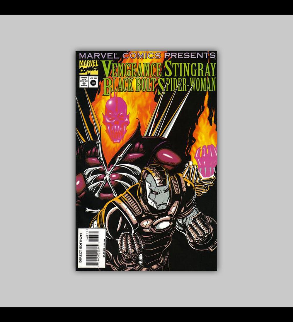Marvel Comics Presents 169 1994