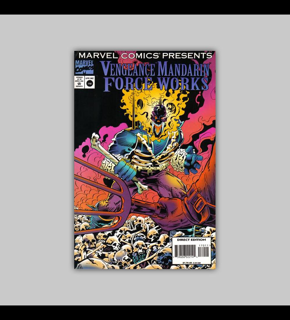 Marvel Comics Presents 170 1994