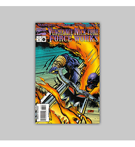 Marvel Comics Presents 171 1995