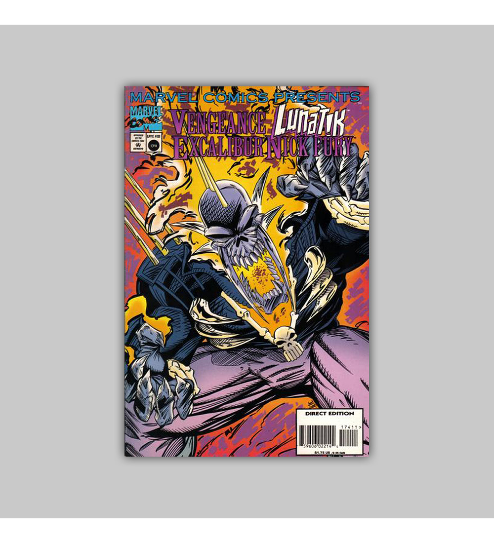 Marvel Comics Presents 174 1995