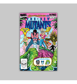 New Mutants Annual 5 1989