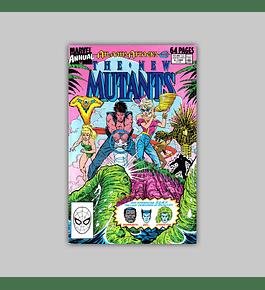 New Mutants Annual 5 1989
