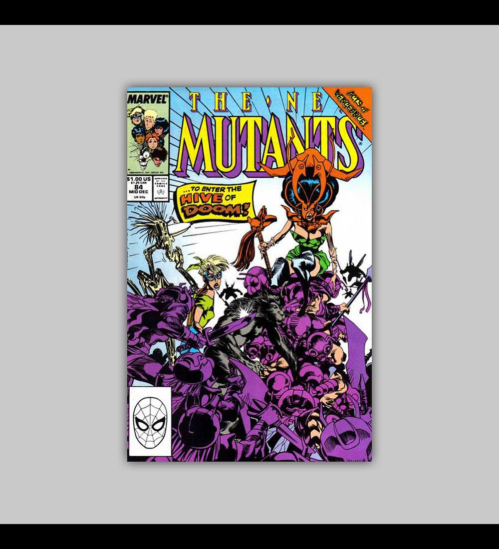 New Mutants 84 1989