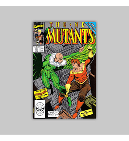 New Mutants 86 1990