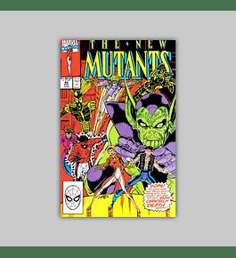 New Mutants 92 1990