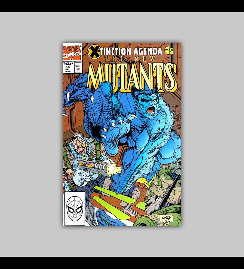 New Mutants 96 1990