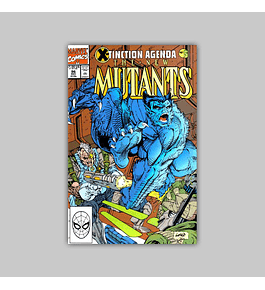 New Mutants 96 VF 8.0 1990