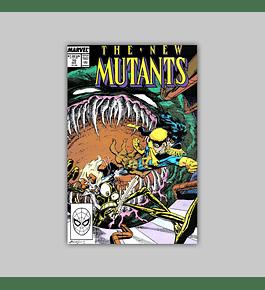 New Mutants 70 1988