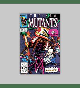 New Mutants 74 1989