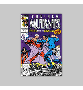 New Mutants 75 1989