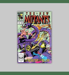 New Mutants 76 1989
