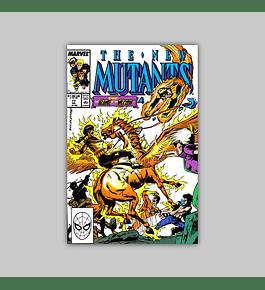New Mutants 77 1989