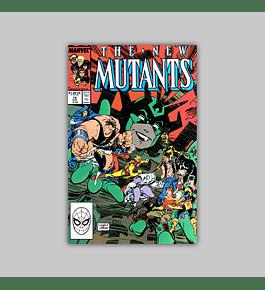 New Mutants 78 1989