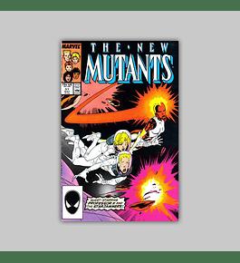 New Mutants 51 1987