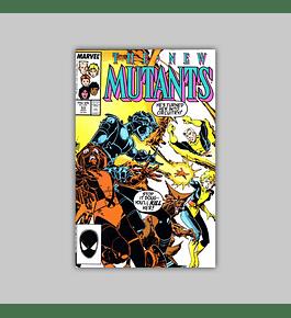 New Mutants 53 1987