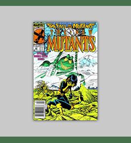 New Mutants 60 1988
