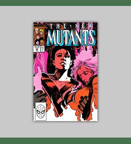 New Mutants 62 1988