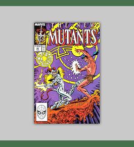 New Mutants 66 1988