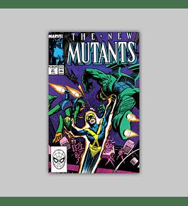 New Mutants 67 1988