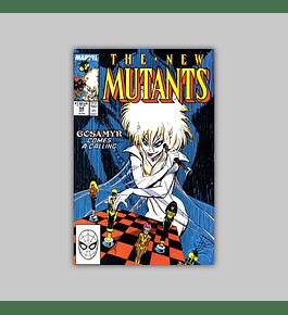 New Mutants 68 1988