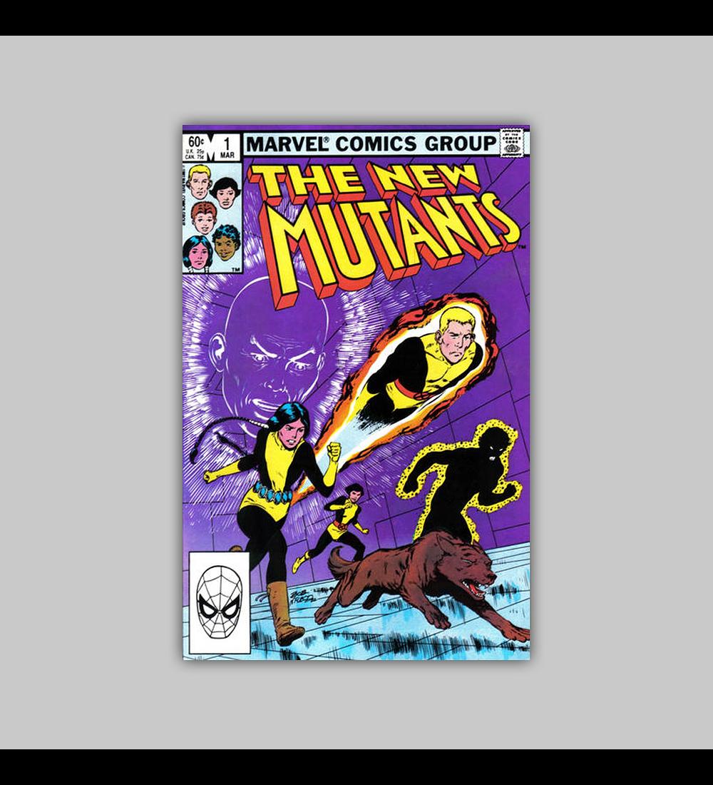 New Mutants 1 1983