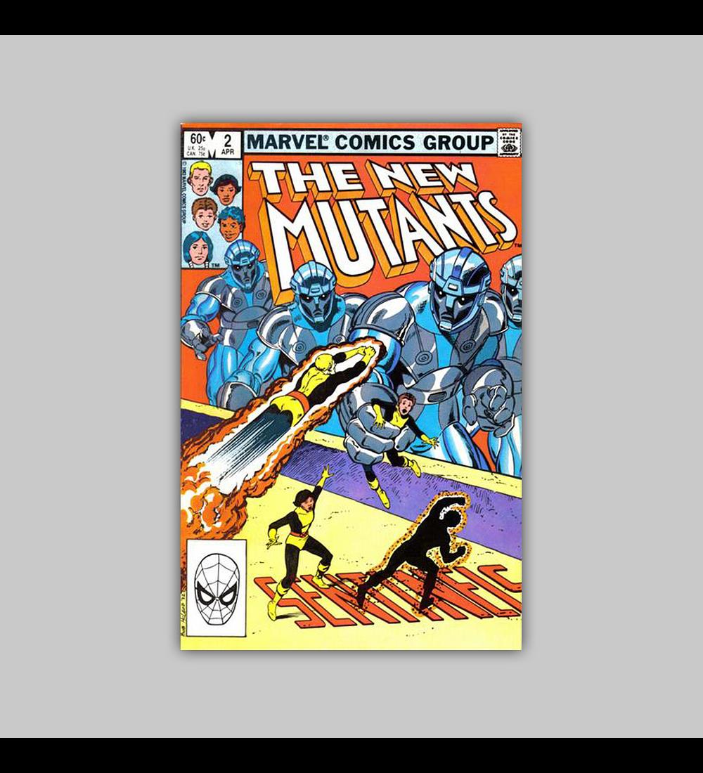 New Mutants 2 1983