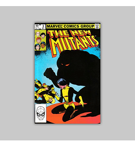 New Mutants 3 1983