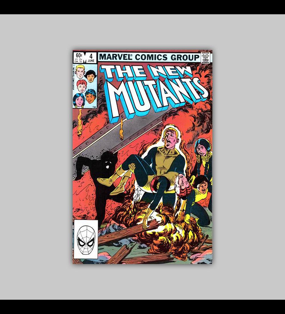 New Mutants 4 1983