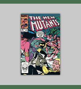New Mutants 8 1983