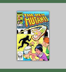 New Mutants 9 1983