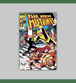 New Mutants 10 1983