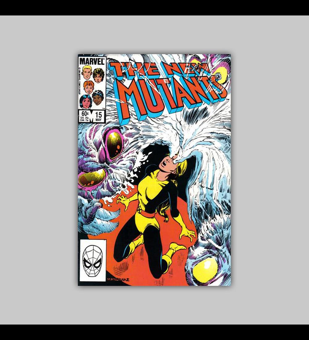 New Mutants 15 1984