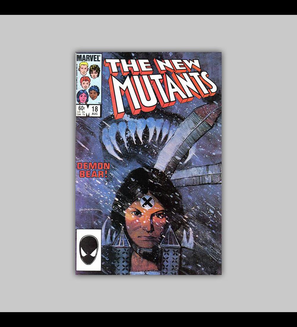 New Mutants 18 1984