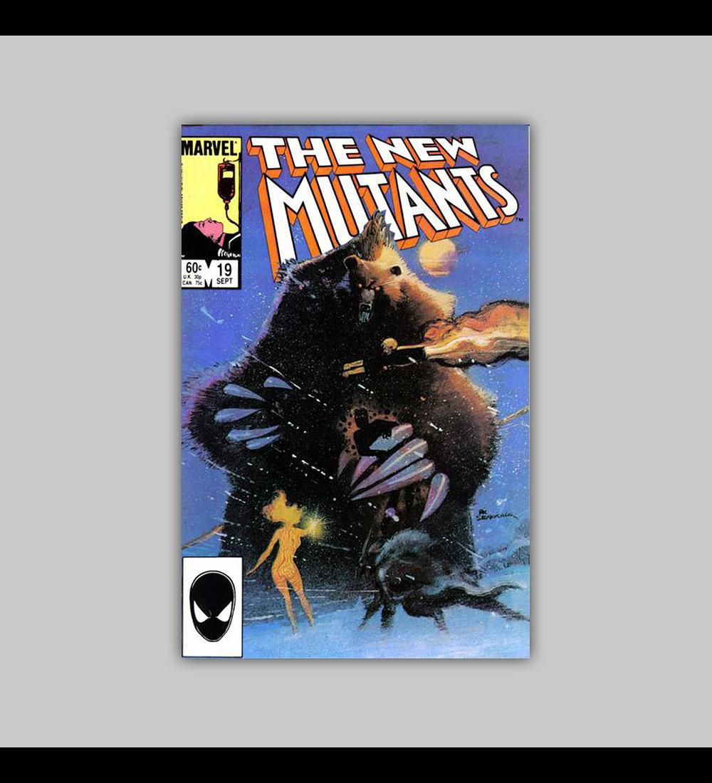New Mutants 19 1984