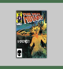 New Mutants 20 1984